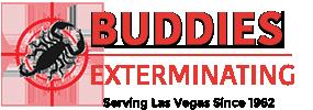 Buddies Exterminating Logo